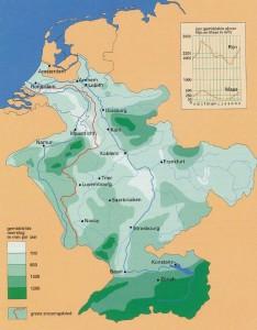 Waterpeil nederland